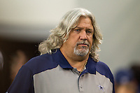 06 November 2011: Defensive Coordinator Rob Ryan of the Dallas Cowboys during warm-ups before the Cowboys 23-13 victory over the Seattle Seahawks at Cowboy Stadium in Arlington, TX.