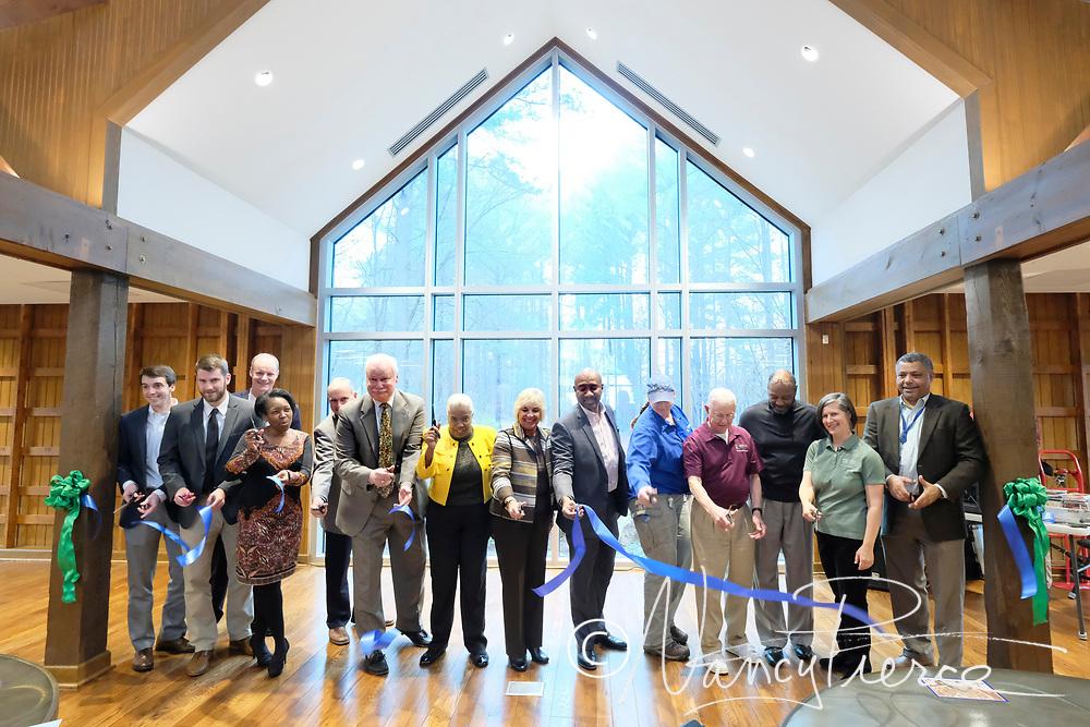 Jetton Park Pavilion Opening