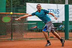 during Tennis Slovenian Championship 2018 for amateurs and veterans, on September 23, 2018 in Tivoli Tennis Center, Ljubljana, Slovenia. Photo by Urban Meglic / Sportida