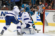 20111221 - Tampa Bay Lightning at San Jose Sharks (NHL Hockey)