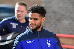 March 9, 2019 - Nottingham, England, United Kingdom - Liam Bridcutt of Nottingham Forest during the Sky Bet Championship match between Nottingham Forest and Hull City at the City Ground, Nottingham on Saturday 9th March 2019. (Credit Image: © Jon Hobley/NurPhoto via ZUMA Press)