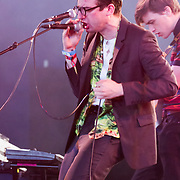 Spector at Camp Bestival 2012