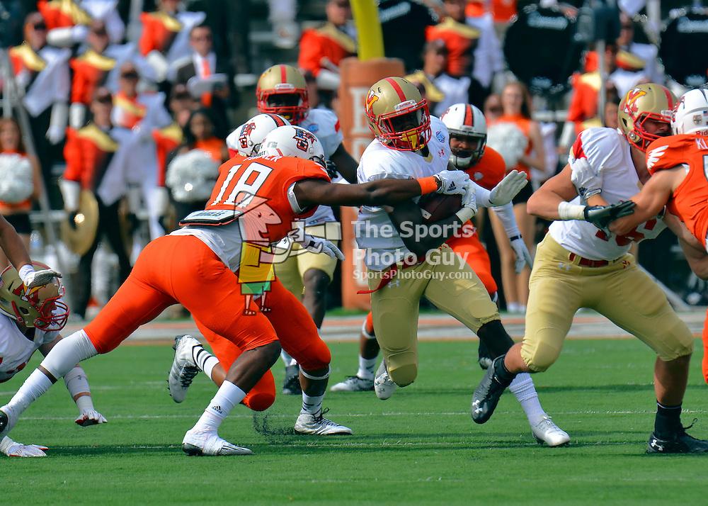 NCAA Football: Bowling Green rolls past VMI, 48-7
