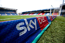 A general view of Ewood Park, home to Blackburn Rovers - Mandatory by-line: Robbie Stephenson/JMP - 09/02/2019 - FOOTBALL - Ewood Park - Blackburn, England - Blackburn Rovers v Bristol City - Sky Bet Championship