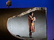 The Siege of Calais <br /> English Touring Opera at Hackney Empire, London, Great Britain <br /> rehearsal <br /> 2nd March 2015 <br /> <br /> music by Dinizetti <br /> words by Salvatore Cammarano <br /> directed by James Conway <br /> <br /> <br /> <br /> Photograph by Elliott Franks <br /> Image licensed to Elliott Franks Photography Services