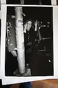 Jean Kirkpatrick, Outside Mortimers. New York. 1989.