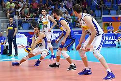 ORESTE CAVUTO (ITALIA)<br /> ITALIA - ARGENTINA<br /> PALLAVOLO VNL VOLLEYBALL NATIONS LEAGUE 2019<br /> MILANO 22-06-2019<br /> FOTO GALBIATI -  RUBIN