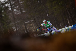 Svensson Oskar (SWE) during the Ladies sprint free race at FIS Cross Country World Cup Planica 2019, on December 21, 2019 at Planica, Slovenia. Photo By Grega Valancic / Sportida