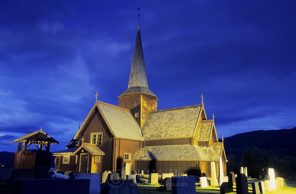 Hedalen stave church