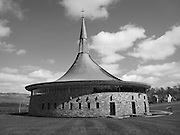 Saint. Aengusí Church, Burt, Donegal 1967,