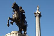 Trafalgar Square statues