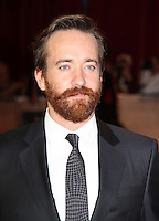 Matthew Macfadyen The Three Musketeers World Premiere, Westfield, London, UK. 04 October 2011. Contact: Rich@Piqtured.com +44(0)7941 079620 (Picture by Richard Goldschmidt)