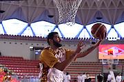 Aristide Landi<br /> Unicusano Roma - TWS Legnano<br /> Campionato Basket LNP 2016/2017<br /> Roma 26/02/2017<br /> Foto Ciamillo-Castoria