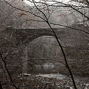 Keystone Arch Bridge, Chester, MA