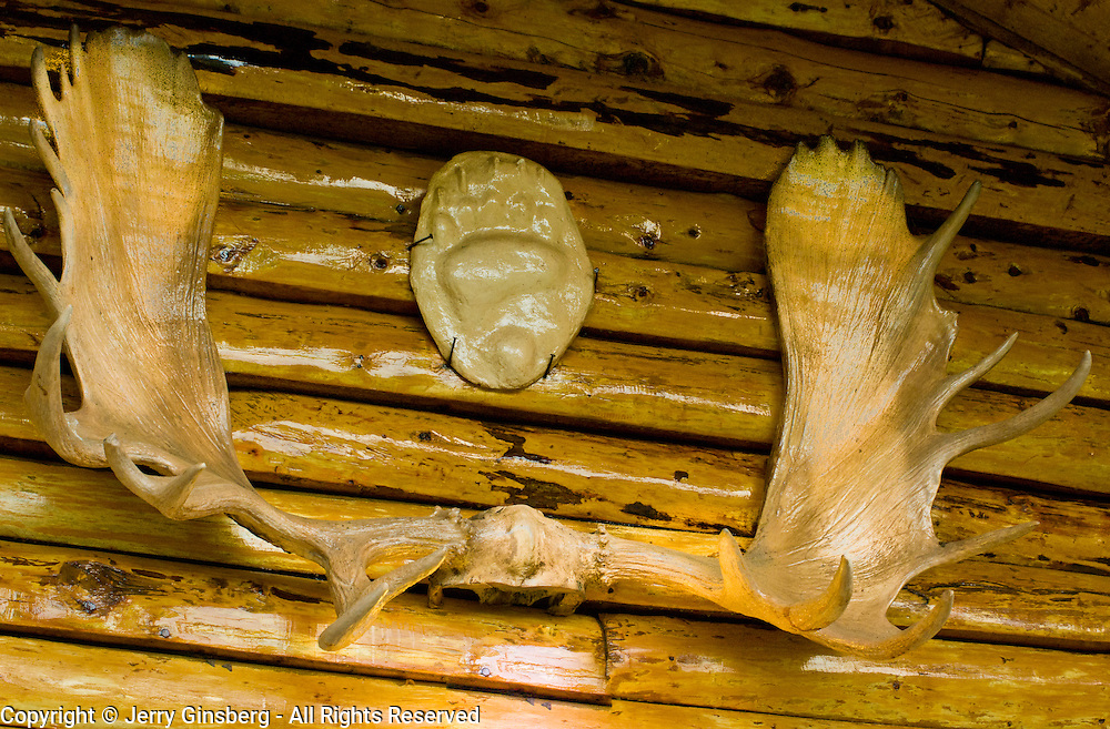 North America, United States, US, Northwest, Pacific Northwest, West, Alaska, Katmai, Katmai National Park, Katmai NP, Kulik Lodge. Back country lodge in Katmai National Park, Alaska.