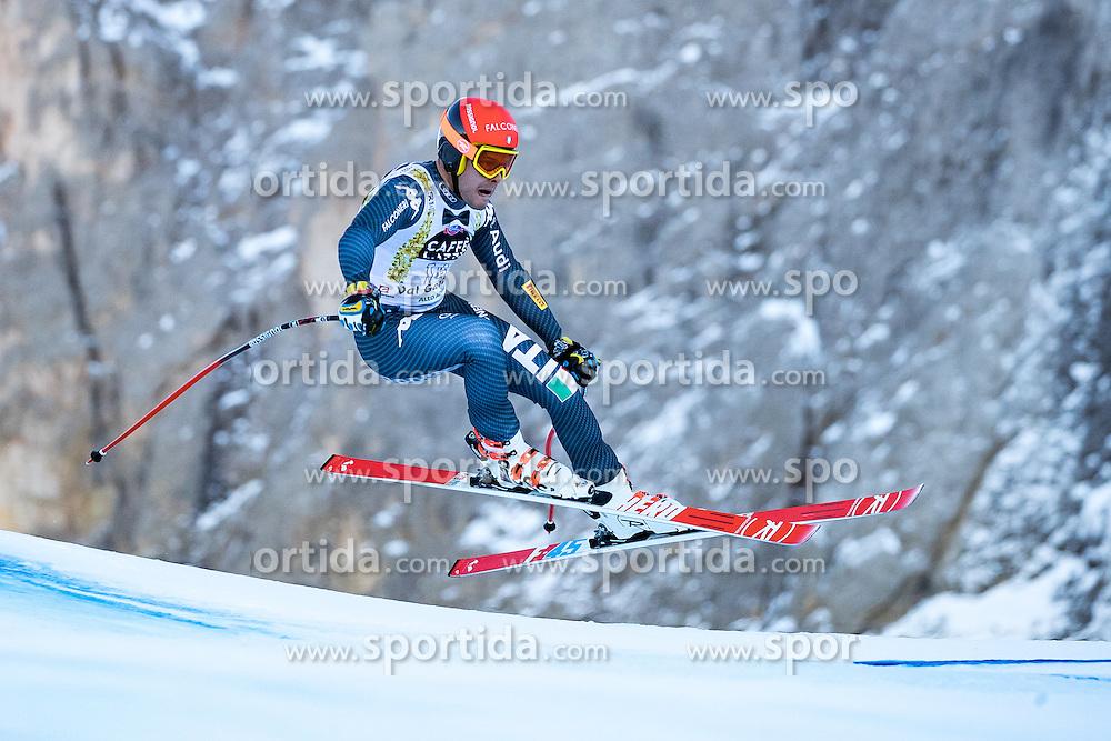 16.12.2016, Saslong, St. Christina, ITA, FIS Ski Weltcup, Groeden, Super G, Herren, im Bild Christof Innerhofer (ITA) // Christof Innerhofer of Italy in action during men's SuperG of FIS Ski Alpine World Cup at the Saslong race course in St. Christina, Italy on 2016/12/16. EXPA Pictures © 2016, PhotoCredit: EXPA/ Johann Groder