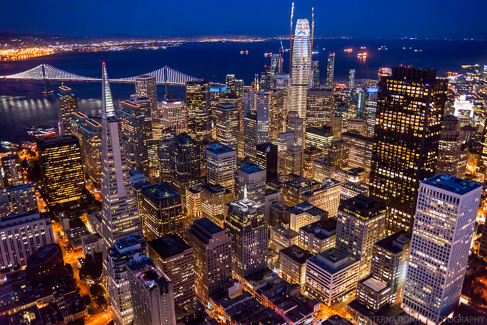San Francisco Metropolis @ Twilight