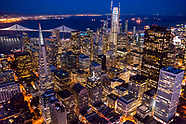 SF AERIALS (BLUE HOUR)