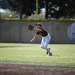 Aug 20, 2017; Zachary, LA, USA; During the USA Elite Select 30 at Zachary Youth Park. Mandatory Credit: Derick E. Hingle-USA TODAY Sports