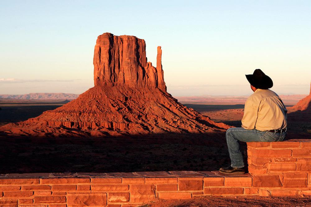 US-MEXICAN HAT: Monument Valley. PHOTO: GERRIT DE HEUS
