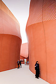 UEA Pavilion at Milan Expo 2015 by Foster & Partners