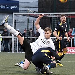 Edinburgh City v Stirling Albion, Scottish League Two, 5 January 2019
