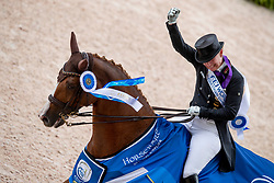 Werth Isabell, GER, Bella Rose<br /> World Equestrian Games - Tryon 2018<br /> © Hippo Foto - Dirk Caremans<br /> 14/09/2018