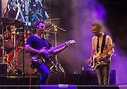 Dweezil Zappa( Lead Guitar)<br /> Kurt Morgan (Bass )