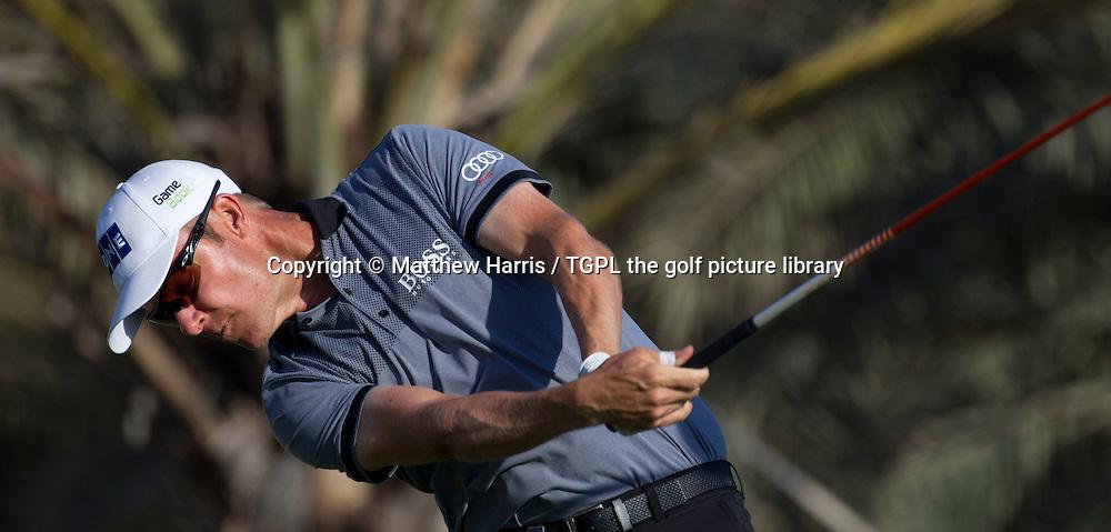 Mikko ILONEN (FIN) during first round Abu Dhabi HSBC Golf Championship 2016, Abu Dhabi GC,Abu Dhabi,UAE.