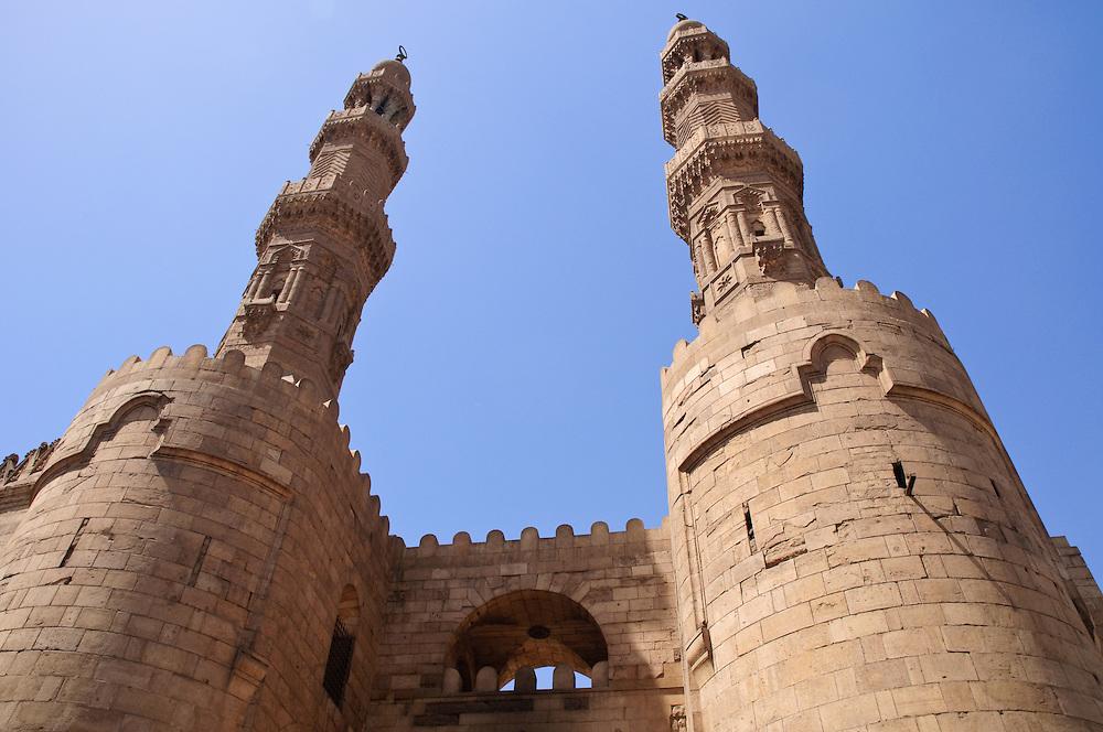 Bab Zuweila, in Islamic Cairo