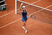 Angelique KERBER (GER) won the game against Caroline GARCIA (FRA) during the Roland Garros French Tennis Open 2018, day 9, on June 4, 2018, at the Roland Garros Stadium in Paris, France - Photo Stephane Allaman / ProSportsImages / DPPI