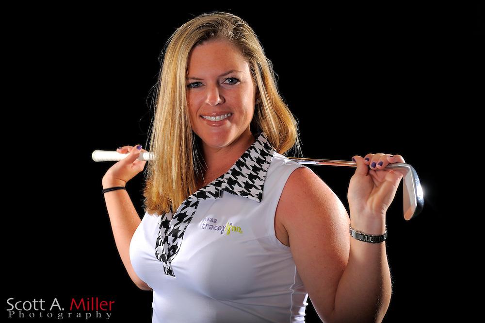 Stephanie Connelly during a portrait shoot prior to the LPGA Future Tour's Daytona Beach Invitational at LPGA International's Championship Courser on March 28, 2011 in Daytona Beach, Florida... ©2011 Scott A. Miller