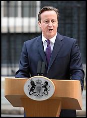 SEP 19 2014 David Cameron statement on  referendum Result