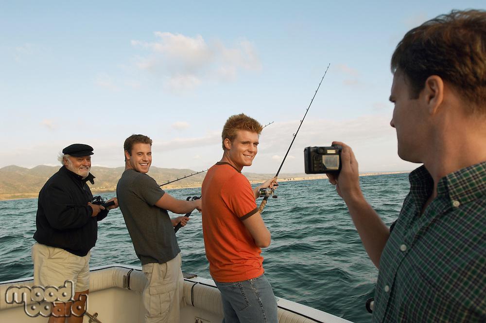 Family Sport Fishing