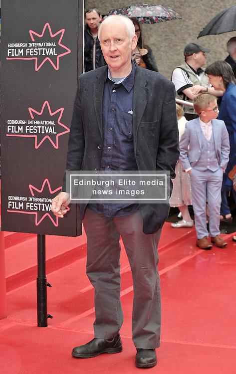 "Edinburgh International Film Festival, Sunday 26th June 2016<br /> <br /> Stars turn up on the closing night gala red carpet for the World Premiere of ""Whisky Galore!""  at the Edinburgh International Film Festival 2016<br /> <br /> Director Gillies MacKinnon<br /> <br /> (c) Alex Todd | Edinburgh Elite media"