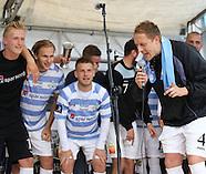 13 Jun 2015 Oprykningsfest på Helsingør Stadion