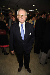 DR DAVID STARKEY at the Foyles Bookshop Summer Party at their store in Charing Cross Road, London on 3rd September 2008.<br /> <br /> NON EXCLUSIVE - WORLD RIGHTS