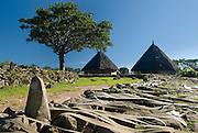 Traditional village, Ruteng, Manggarai, Flores