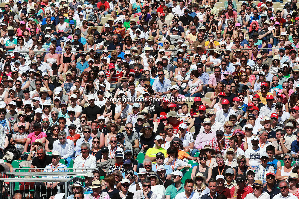 Illustration Monte Carlo / Supporters  - 13.04.2015 - Tournoi de Monte Carlo 2015 - Masters 1000  <br />