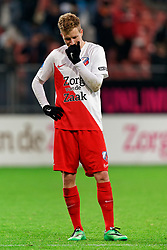 23-11-2019 NED: FC Utrecht - AZ Alkmaar, Utrecht<br /> Round 14 / Simon Gustafson #10 of FC Utrecht
