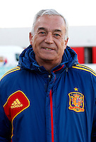 Fifa Womans World Cup Canada 2015 - Preview //  Friendly Match -<br /> Spain vs New Zealand 0-0  ( Municipal Stadium - La Roda , Spain ) <br /> Ignacio Quereda - Coach of Spain