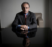 Belo Horizonte_MG, Brasil...Retrato de Pedro Magalhaes, ex Diretor de Gestao de Pessoas da empresa brasileira de Correios e Telegrafos...Pedro Magalhaes, ex Director of Personnel Management of the Brazilian company Correios and Telegrafos...Foto: JOAO MARCOS ROSA / NITRO
