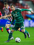 Real Sporting de Gijon vs Real Betis Balompie