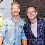 NLD/Amsterdam/20170829 - Grazia Fashion Awards 2017, Claes Iversen en ..........