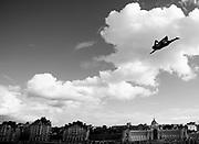 NAVRATIL Michael CZE dressed as Superman<br /> High Diving - Men's 27m final<br /> Day 13 05/08/2015<br /> XVI FINA World Championships Aquatics Swimming<br /> Kazan Tatarstan RUS July 24 - Aug. 9 2015 <br /> Photo Giorgio Perottino/