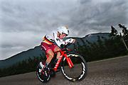 Tony Martin (GER - Team Katusha - Alpecin) during the 101th Tour of Italy, Giro d'Italia 2018, stage 16, Trento - Rovereto 34.5 km on May 22, 2018 in Italy - Photo Dario Belingheri / BettiniPhoto / ProSportsImages / DPPI