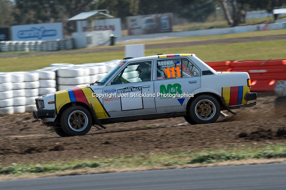 James Rooke - Toyota Corolla - Rallycross Australia - Winton Raceway - 16th July 2017