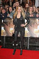 LONDON - APRIL 23: Agne Motiejunaite attends the European Film Premiere of 'The Lucky One' at The Bluebird Restaurant & Bar, King's Road, Chelsea, London, UK. April 23, 2012. (Photo by Richard Goldschmidt)