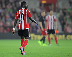 Sadio Mane of Southampton - Mandatory byline: Paul Terry/JMP - 07966386802 - 20/08/2015 - FOOTBALL - ST Marys Stadium -Southampton,England - Southampton v FC Midtjylland - EUROPA League Play-Off Round