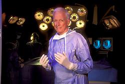 Dr. Denton Cooley, Cardiovascular surgeon, Houston, Texas